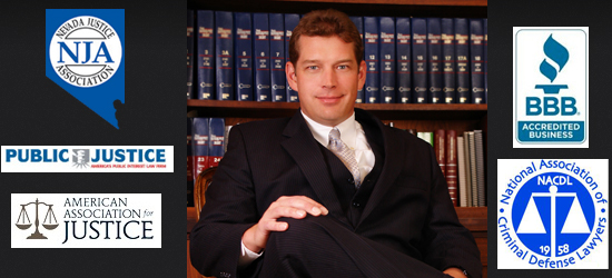 Las Vegas Criminal Defense Attorney - Mark Coburn