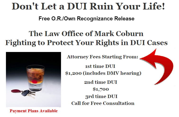 DUI Criminal Defense Attorney Las Vegas